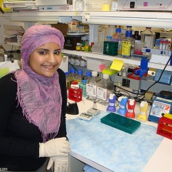 أول عربي يفوز بجائزة عالمية في بحوث التبخير العلاجي