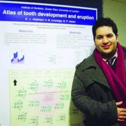ابتكار سعودي يحدد أعمار الشباب من أسنانهم
