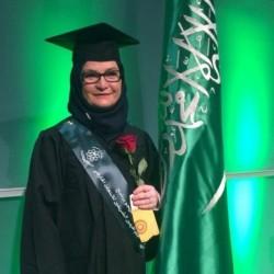 مبتعثة سعودية تنال الدكتوراة بعد وفاتها!