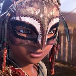 أول فيلم كارتوني سعودي عالمي باللغة الانجليزية