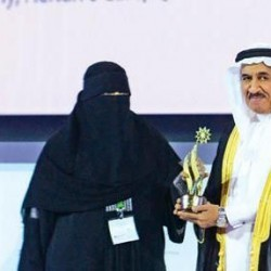 أول سعودية تنال جائزة في الطهي العالمي