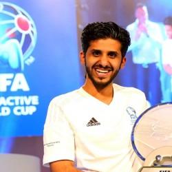 الشهري أول سعودي يُتوج بطل لكأس العالم التفاعلية للبلاستيشن