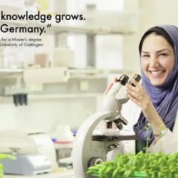 شاهد مبتعثة تتحدث في الإعلام الألماني عن المرأة السعودية