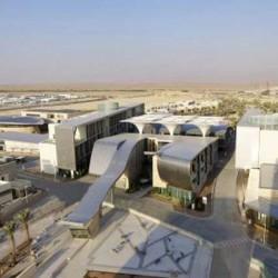 مجمع مركز الملك عبدالله للأبحاث البترولية أول مشروع ينال شهادة LEED للمساكن