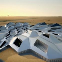 مركز الملك عبد الله للدراسات البترولية الأكثر تطوراً في العالم!