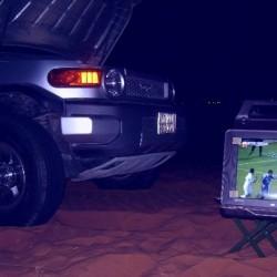 سعودي يبتكر جهازا متنقلا لالتقاط بث الأقمار الصناعية