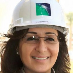 أول سعودية تحتل منصبا قياديا في شركة أرامكو