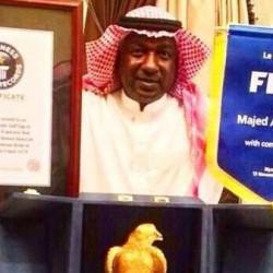 أول لاعب سعودي يسجل 5 أهداف في مباراة واحدة