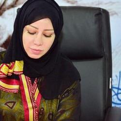 أول سعودية وعربية تنال جائزة الانسان العربي 2011م
