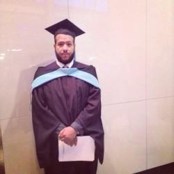 أول سعودي يحصد جائزة التميز الأكاديمي في التربية الخاصة