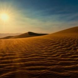 أول مشروع لإنتاج الكهرباء من الرمال الساخنة