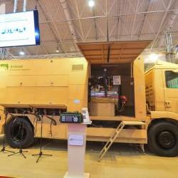 أول عربة لتطهير أسلحة الدمار الشامل بسواعد سعودية