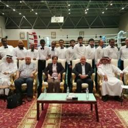 6 سعوديين في القائمة الدولية لحكام الملاكمة