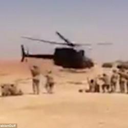 صحيفة بريطانية تشيد بمهارة طيار سعودي وتصفه بالهوليودي