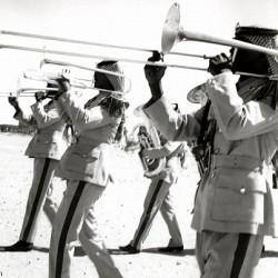 أول سلام ملكي سعودي وأول نشيد وطني