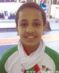 لاعب قادم بقوة إلى سماء المبارزة السعودية