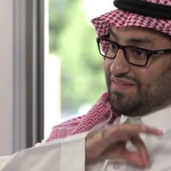 """أول عضو هيئة تدريس من """"الصم"""" بجامعة الملك سعود"""