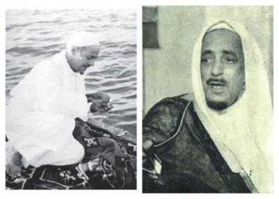 """كسب ثقة المؤسس ولقب """"أول وزير سعودي"""""""