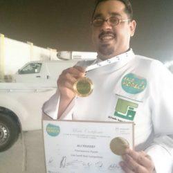 سعودي من بين أشهر طهاة العالم
