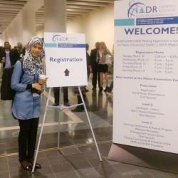 سعودية تشارك في مؤتمر أبحاث الأسنان العالمي
