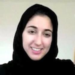 سعودية صاحبة أول مطعم متنقل في دبي