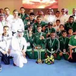 منتخب الملاكمة يُتوج بلقب بطولة الخليج الثالثة