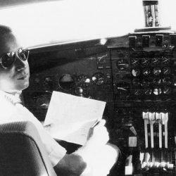 أول طيار سعودي قطع المحيط قبل ظهور النفط