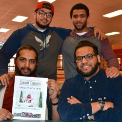 مبتعثان يطلقان أول صحيفة سعودية بـ كنـدا
