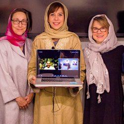 أول فريق سعوديات يصممن عرض مونتاج للاتحاد الدولي للمصورين