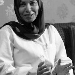 أول سعودية وعربية كـ استشارية فخرية لـ مستشفى سانت مارك البريطاني