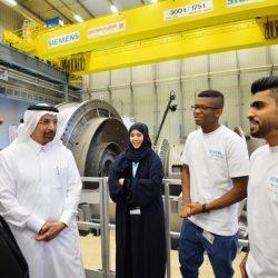 تصنيع أول توربين غازي في السعودية