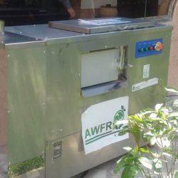 أول ماكينة سعودية تحول بقايا الطعام إلى سماد