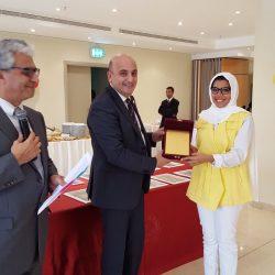 سعودية تنال أربع جوائز على مستوى الجامعة الأمريكية بالشارقة