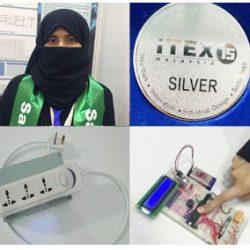 طالبة سعودية تتأهل لنهائي البحوث العلمية البيئية في أمريكا