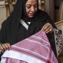 براءة اختراع سعودية عن شماغ «متطابق الأطراف»