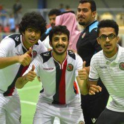 الاتفاق بطل أول دوري للصالات في السعودية