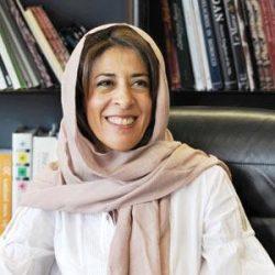 أول امرأة تتبوأ منصب مدير عام معهد العالم العربي في باريس