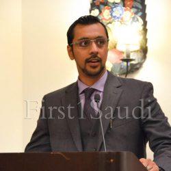 أول صيدلي سريري سعودي متخصـص في طب الطــوارىء