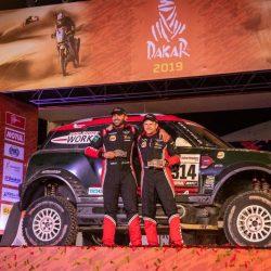 يزيد الراجحي يحقق  أفضل نتيجة لسائقٍ سعودي في داكار 2019 منذ اقامته