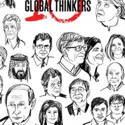 فورين بولسي تختار ولي العهد ضمن قائمة المفكرين المائة السنوية