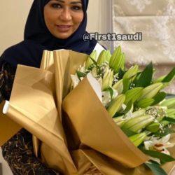 اول سعودية تحصل على الدكتوراه بعلوم الصيدلة من جامعة تنسي