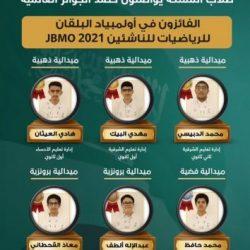 سعودي يحصد جائزة دولية بالأمن السيبراني