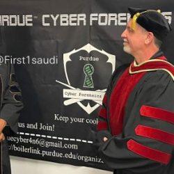 أول سعودي بزمالة إيرلندية في تخصص دقيق