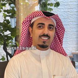 أول سعودي بكالوريوس الأمن الوطني من أمريكا