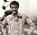 أول رائد فضاء عربي وأول مسلم يصل للفضاء