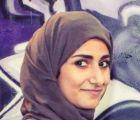 مريم أبو شال أول سعودية في الفن الجرافيتي لقاء #سناب_أول_سعودي