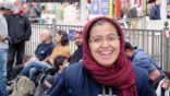 زهور عسيري تطوعت لمساعدة اللاجئين وأضحت حديث العالم!
