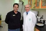 سعودي يحقق إنجازاً علمياً ويعزل جراثيم الميكوبلازما