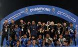 أول فريق عربي يحقق بطولة حمدان الدولية لكرة القدم