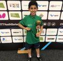 بطل سعودي يحقق ميداليات عالمية بكرة الطاولة
